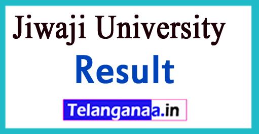 Jiwaji University Results 2018