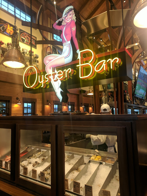 11 Things to do with Kids at Disney Springs Orlando, Florida  - Boathouse Oyster Bar