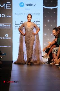 Bollywood Actress Bipasha Basu Walks On Ramp For Fali Shane Pea At LFW Summer 2017  0023.jpg