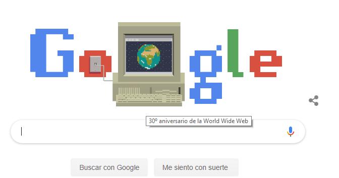 Se cumplen 30 años de la World Wide Web: ¿cuál fue la primera página web de la historia y para qué se utilizó?