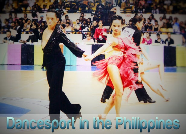 "My article, ""Dancesport in the Philippines"", got published in Dance Comp Review!"