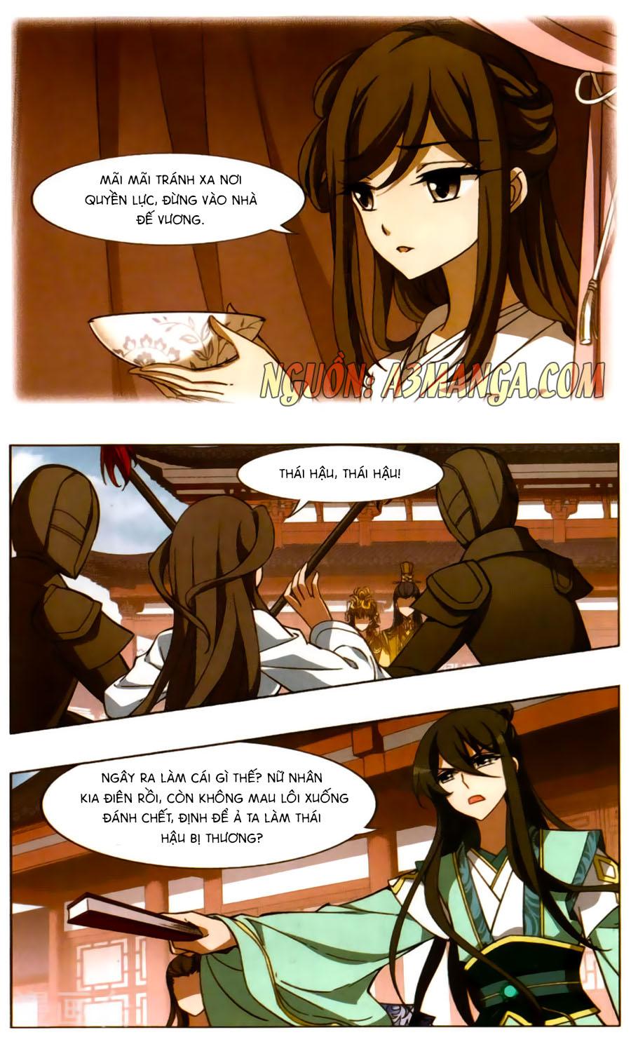 Phượng Nghịch Thiên Hạ Chap 115
