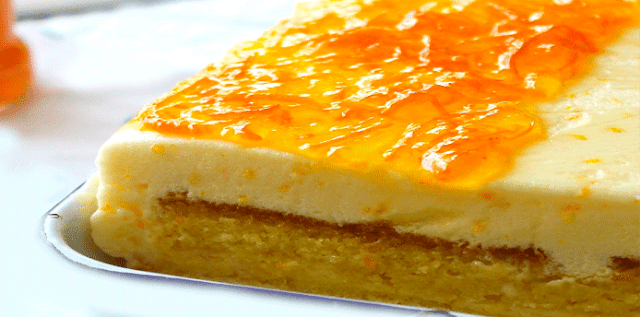 Receta de torta mousse de mandarinas recetas f ciles - Postre con mandarinas ...