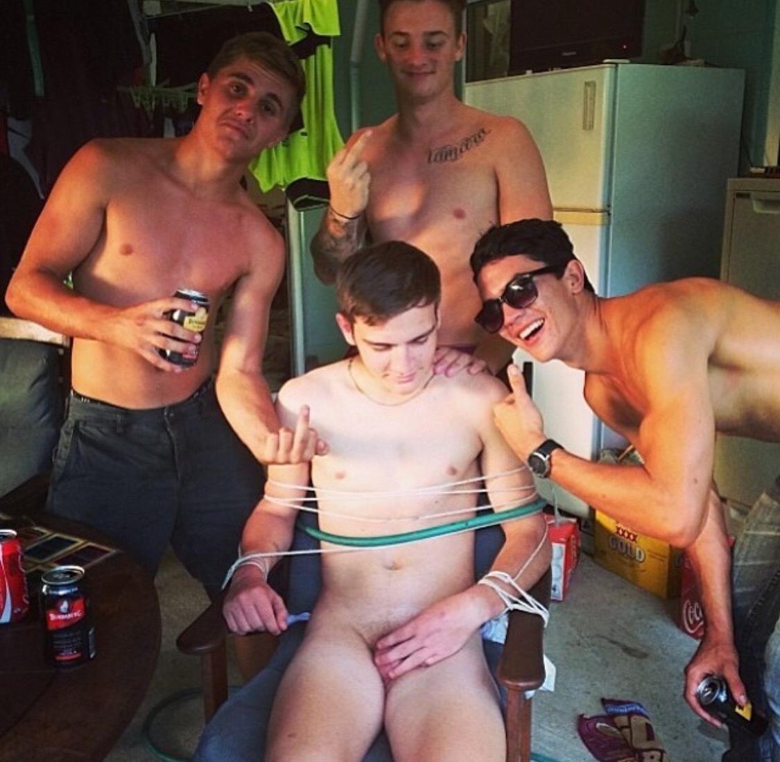 Naked Australian Boys Aussie Boys Party-5800