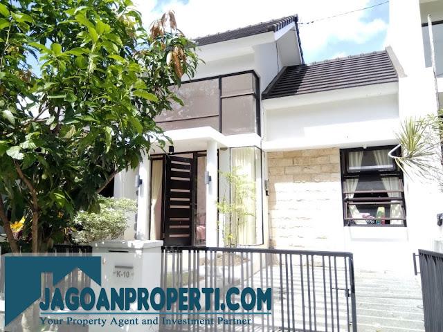 Rumah minimalis daerah Malang Kota