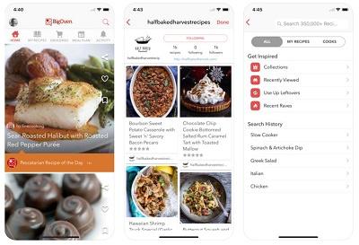aplikasi memasak makanan ios