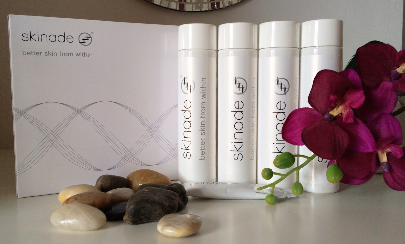 Skinade skin supplement collagen Health lifestyle