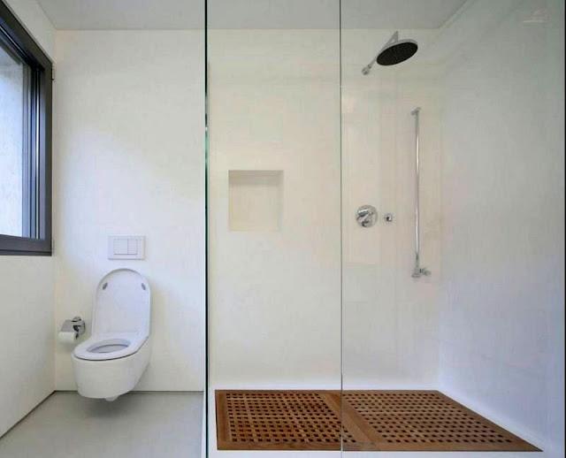 Begehbare Dusche Ohne Tür modern