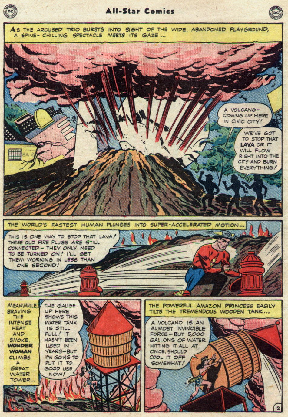 Read online All-Star Comics comic -  Issue #51 - 16