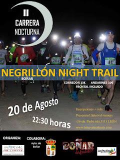 Negrillon Nigth Trail