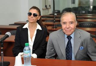 Así, la expresidenta ubicó el sospechoso fallecimiento de Carlitos Jr., ocurrida el 15 de marzo de 1995, en la misma línea que el atentado a la AMIA (18 de julio de 1994) y el de la Embajada de Israel en Buenos Aires (17 de marzo de 1992)