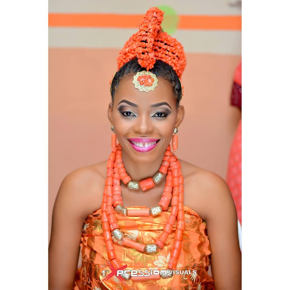 Nigerian Traditional Wedding Attire - Unique Wedding Ideas
