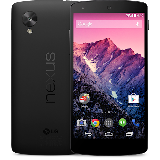 Nexus 5 - All Black
