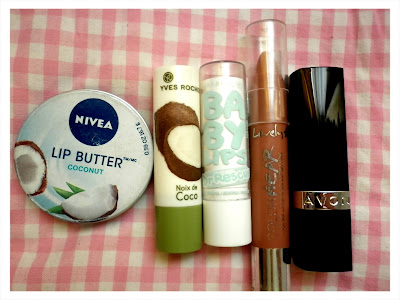 TOP 5: Produkty do ust :)