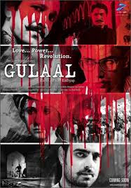 Gulaal KK Menon Piyush Mishra Anurag Kashyap Underrated Movie