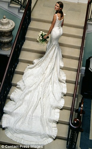 Sarah Burton Wedding Dress