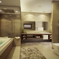 Kamar mandi yang baik mencerminkan kesehatan penggunanya 99+ Desain Kamar Mandi Minimalis 2x2 Terbaru 2018