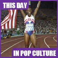 Jackie Joyner-Kersee received her second gold medal on August 2, 1992