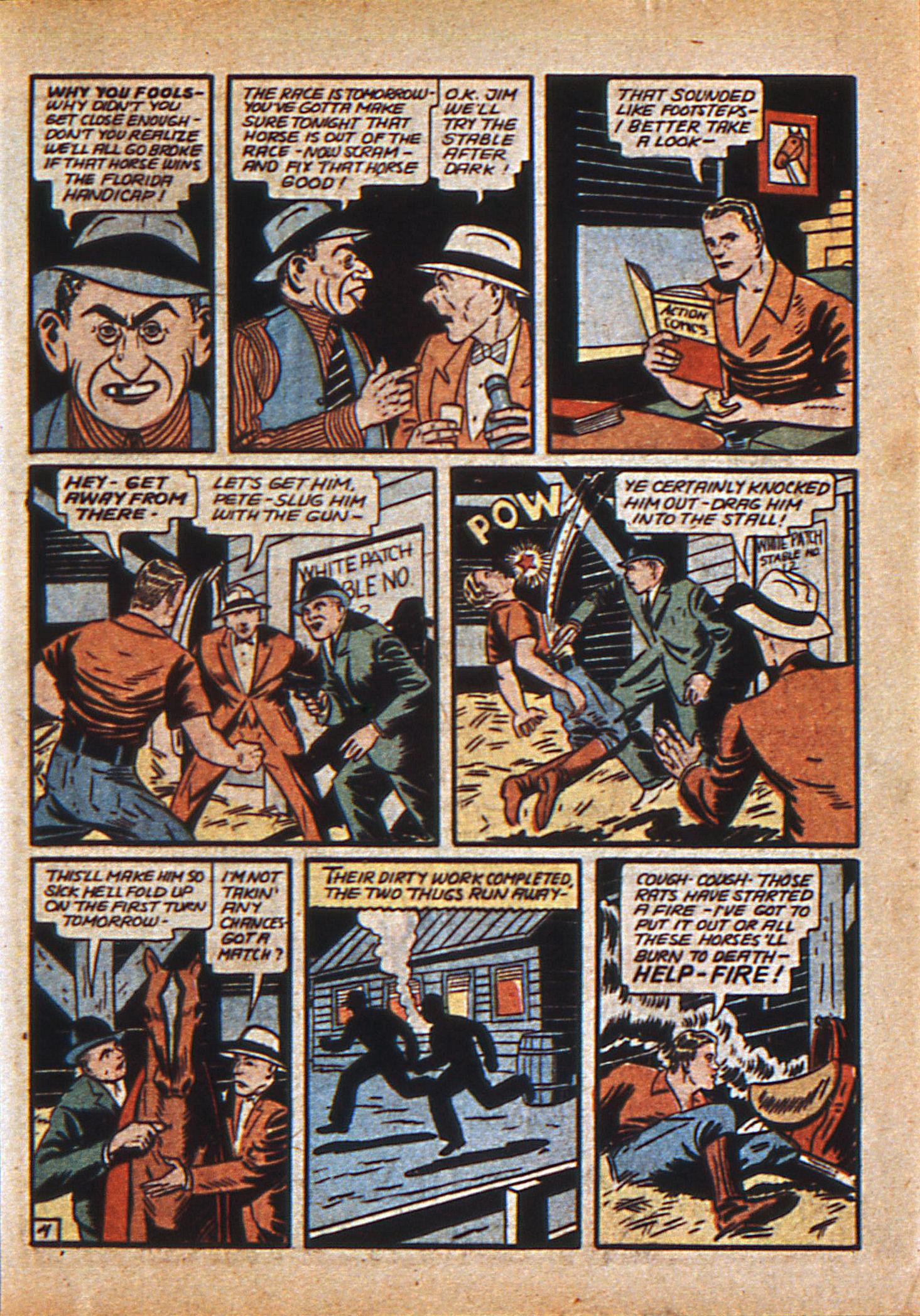 Action Comics (1938) 21 Page 21
