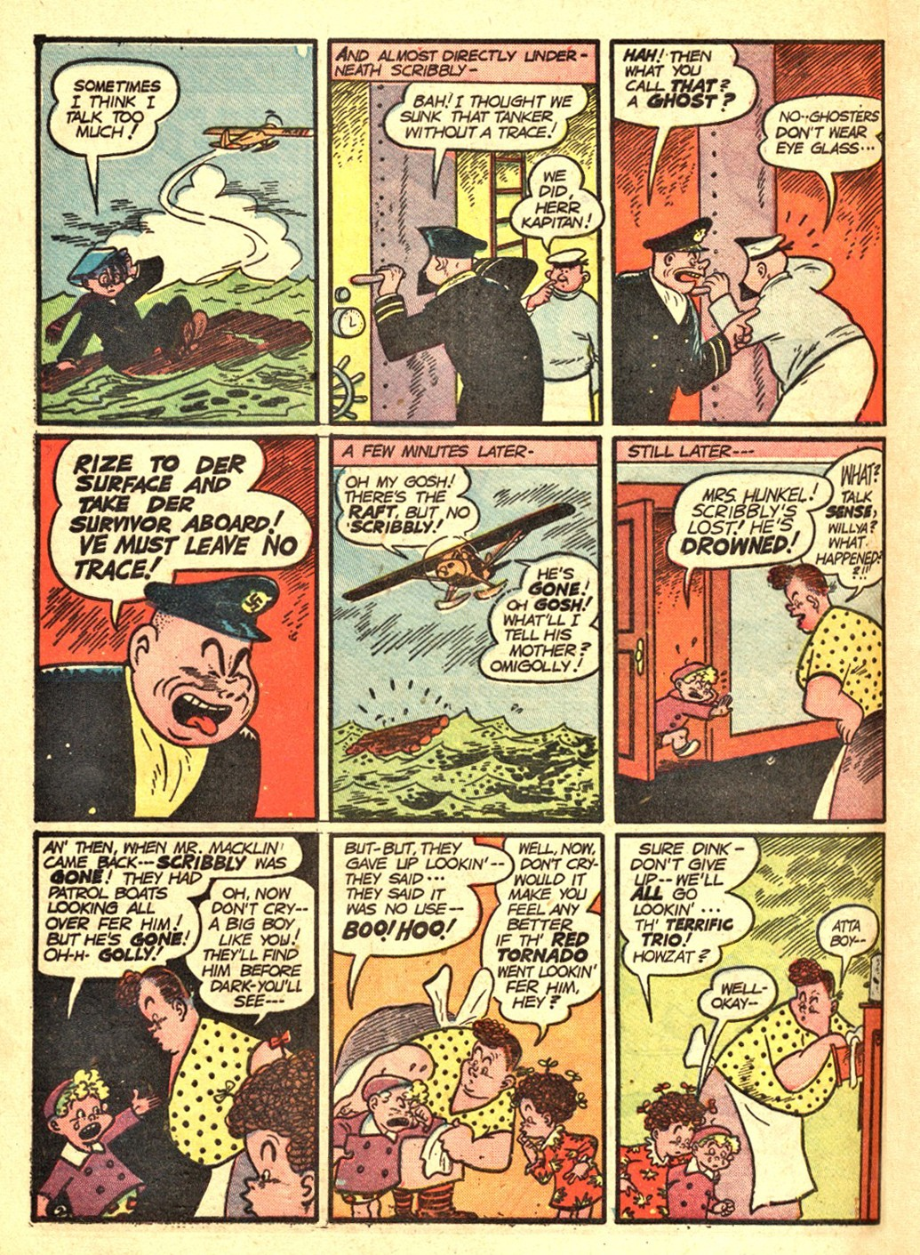 Read online All-American Comics (1939) comic -  Issue #47 - 53