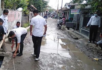 Jalan Kampung Tegal Jawa Mendesak Untuk Diperbaiki