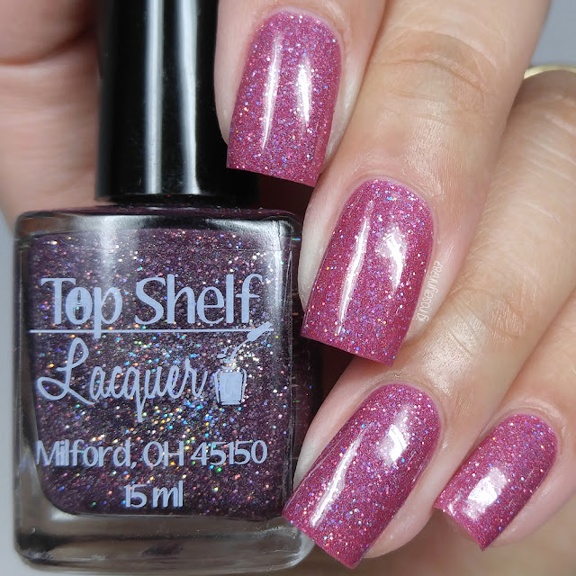 Top Shelf Lacquer - Shift-Faced