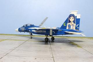 F-15 E Idolm@ster