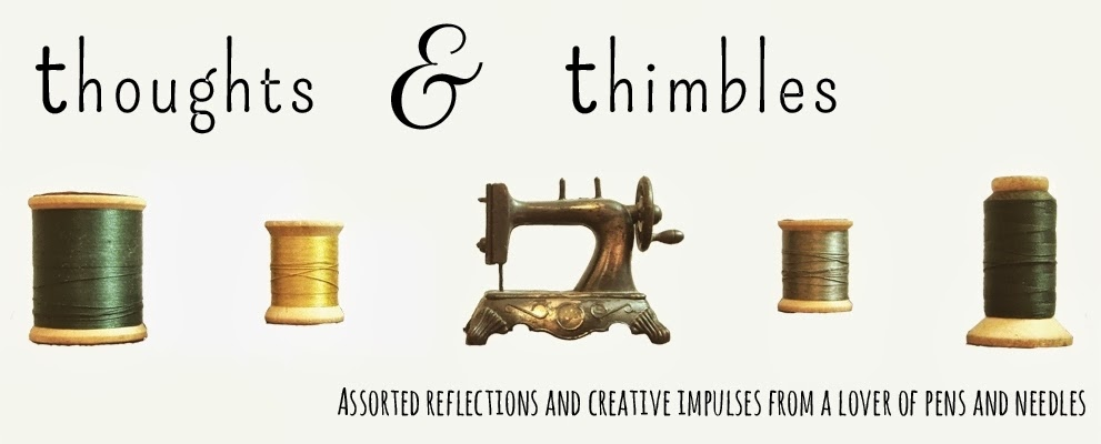 Thoughts and Thimbles