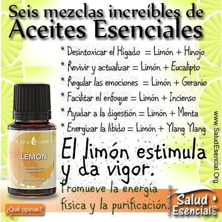 MEZCLAS DE ACEITES ESENCIALES