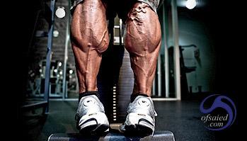 أهم تمارين عضلة القدم للتضخيم