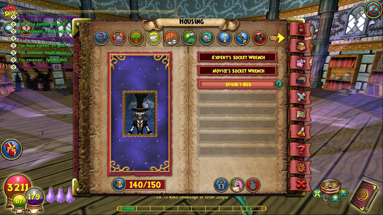 Farming Lord Nightshade 200+ times~ Halloween ~ ~MACKENZIE~