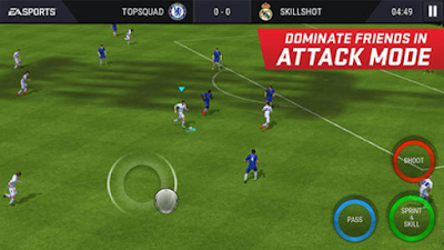 Alternatif Download Fifa 2017 Mobile Soccer Apk