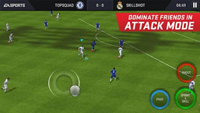 Alternatif Unduh Fifa 2017 Mobile Soccer Apk