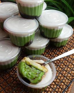Kue JONGKONG khas Bangka