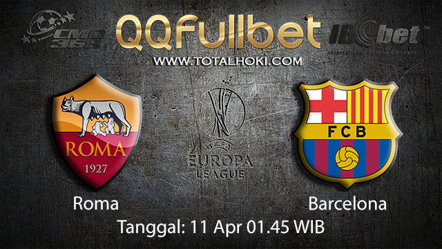 BOLA88 - PREDIKSI TARUHAN BOLA ROMA VS BARCELONA 11 APRIL 2018 ( UEFA CHAMPIONS LEAGUE )