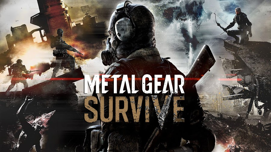 metal gear survive pc ps4 xbox one