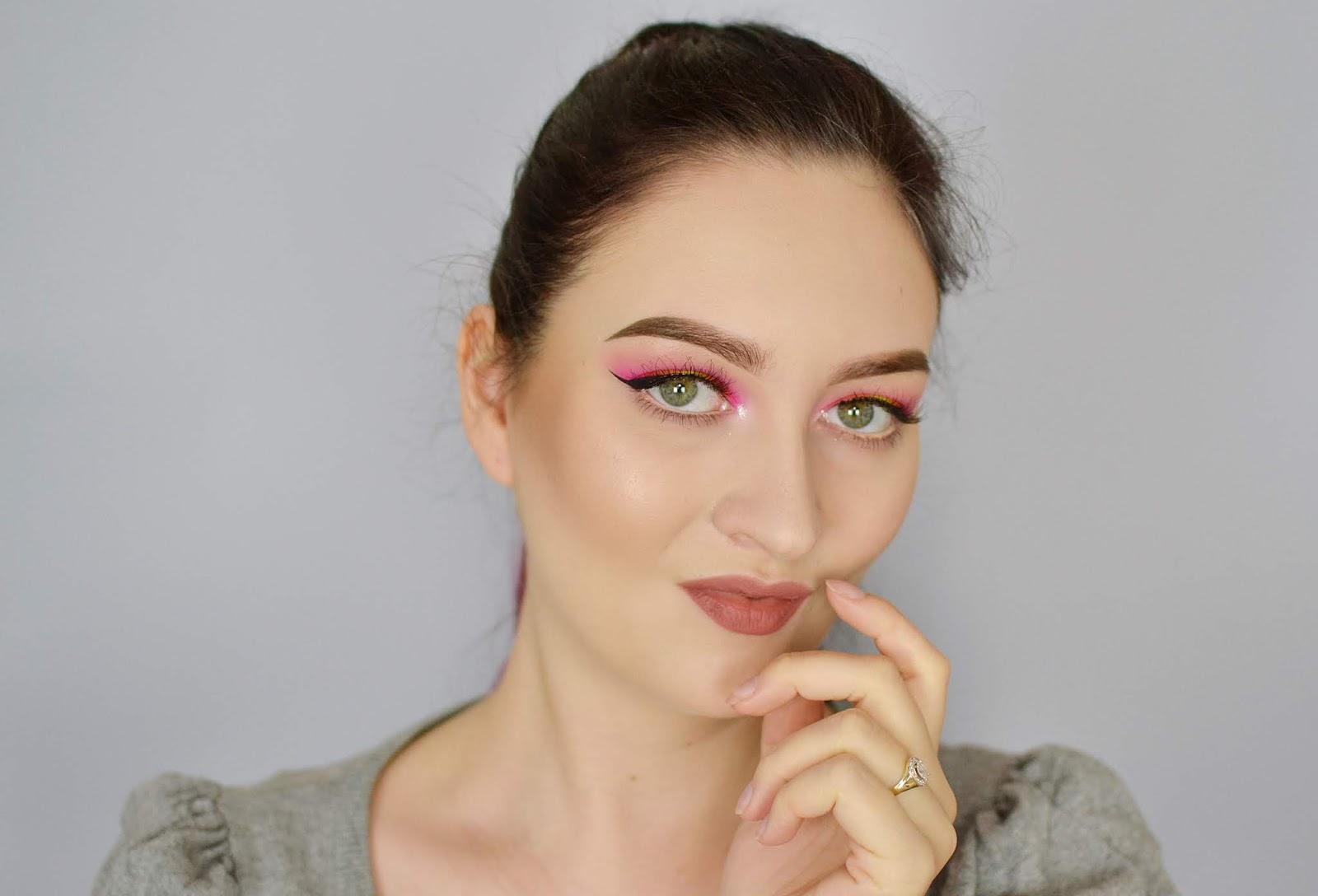 makijaż na wakacje lato
