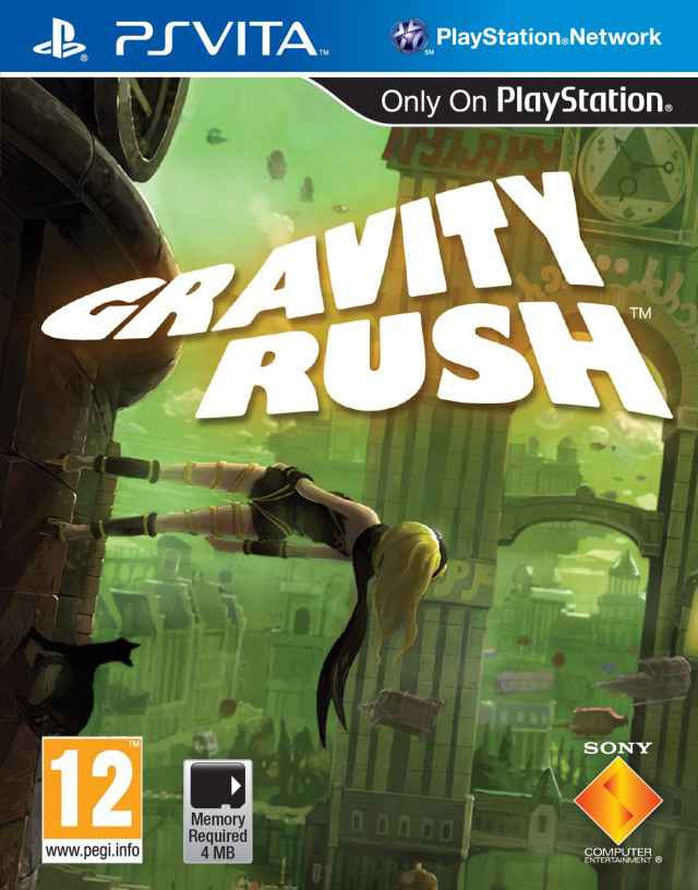 ALL GAMES FREE: Gravity Rush (NoNpDRM) [EUR] PS VITA DOWNLOAD