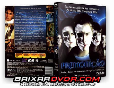 PREMONIÇÃO – QUINTOLOGIA (2011) DUAL AUDIO DVD-R OFICIAL