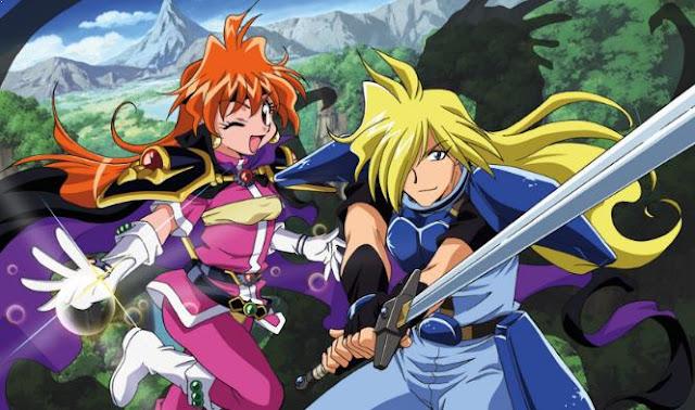 Slayer - Daftar Anime Buatan Studio J.C.Staff Terbaik