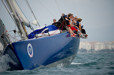 Course des Légendes sur la Volvo Ocean Race