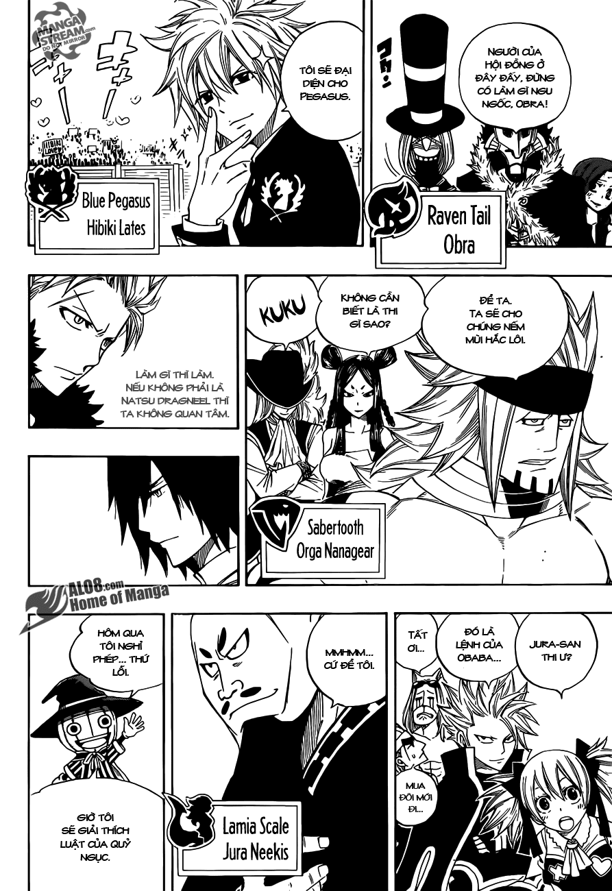 Fairy Tail chap 284 trang 6
