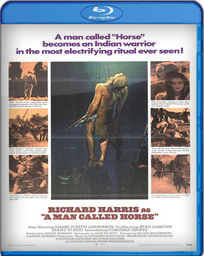 A Man Called Horse [BD25] [1970] [Latino]