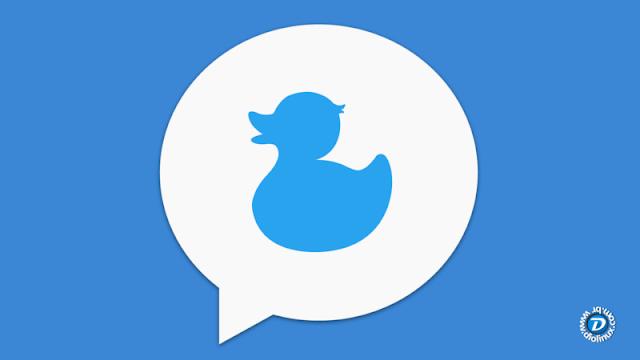 Anatine Cliente de Twitter Linux