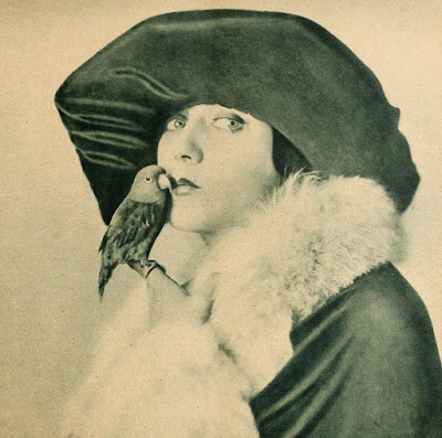 Was Barbara La Marr Too Beautiful