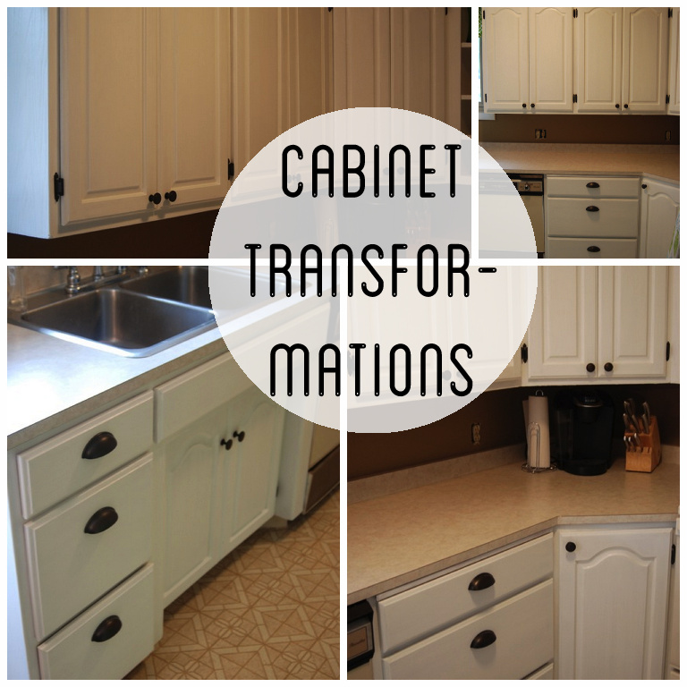 Kitchen Cabinet Paint Kits: DIY Cabinet Transformations Kit