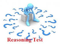 TEST OF REASONING FOR IBPS EXAM