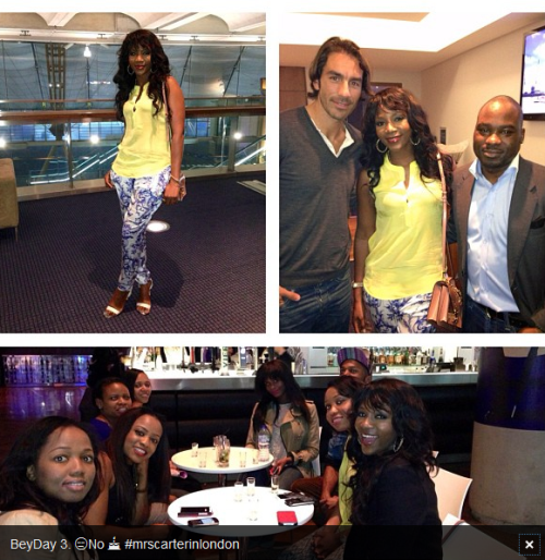 Genevieve Nnaji's birthday photos