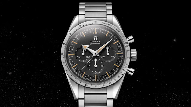Omega 1957 Trilogy 60th Anniversary Speedmaster