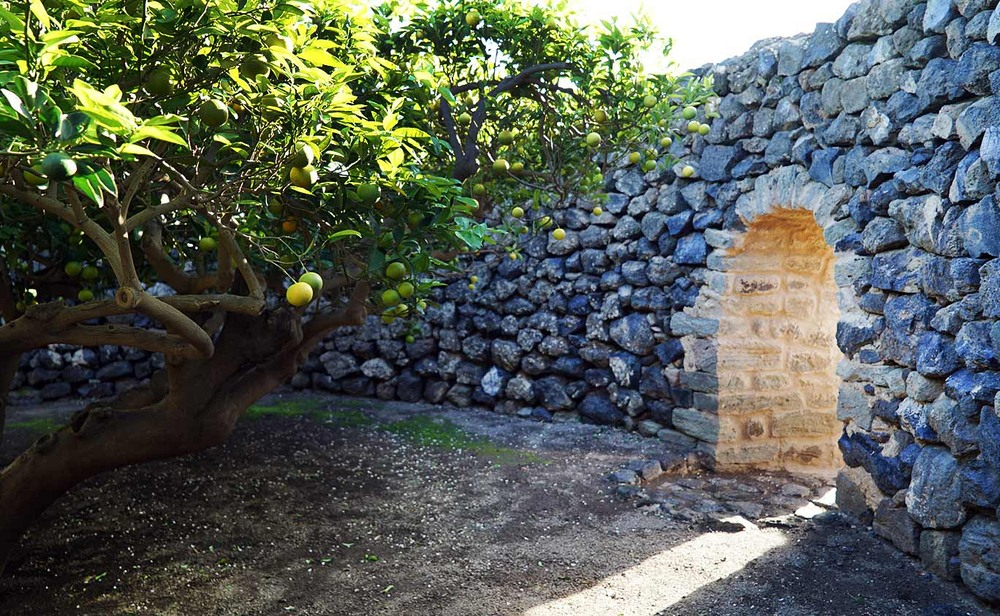 giardino pantesco